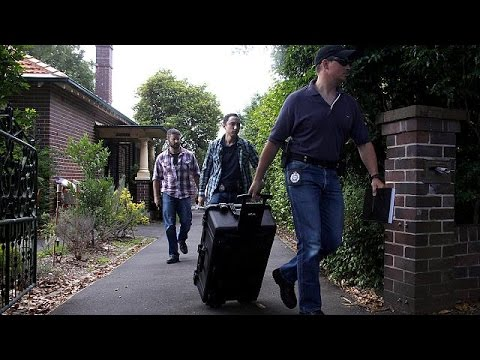Police raid home of rumoured Bitcoin founder