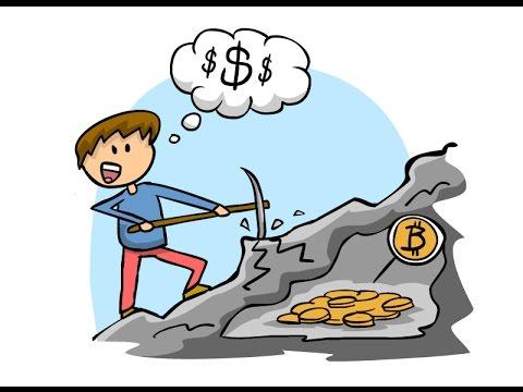 Bitcoin mining slave class