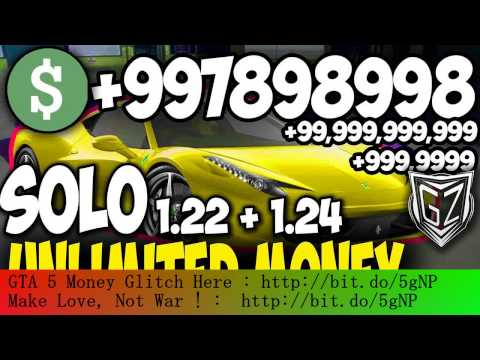 GTA 5 Online - New GTA 5 Money Glitch 1.25 1.27 GTA 5 Money Glitch Tool Scam (GTA 5 Money Glitch