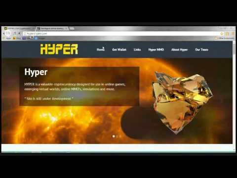 Hyper Altcoin, Zandagort & Hyper MMO games