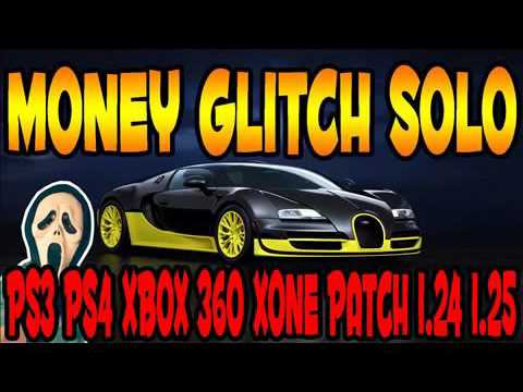 GTA 5 Online Money Glitch (After Patch 1.11) - Grand Theft Auto 5 Money Glitch, RP Glitch