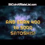 Bonus BitCoin – 500 – 5000 satoshi's Every 15 Minutes (LIVE DEMO)