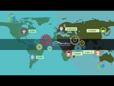 THE SECRET IS OUT ! Traffic Monsoon will make you money online from anywhere in the world (Video#2)