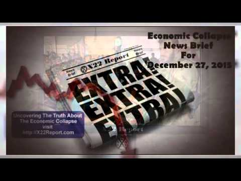 Current Economic Collapse News Brief Episode 852