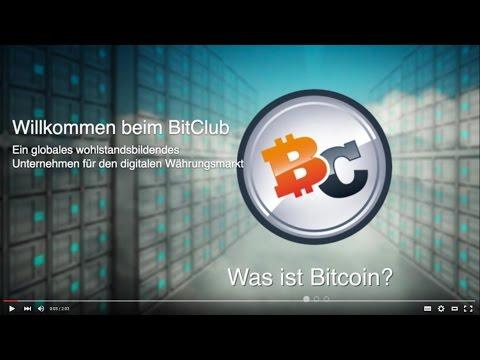 BitClub Network Präsentation - Deutsch - Bitcoin Info