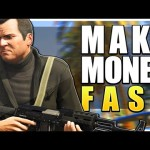 GTA 5 Online | MAKE MONEY FAST ONLINE – GTA V Best Ways To Make Money! (GTA 5 Fast & Easy Money)