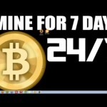 7 DAY$-24_HR$ – BITCOIN MINING EXPERIMENT – See How Much Money I Made _)