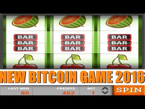 NEWS BITCOIN GAME, SLOT COIN 2016 Словил БАР !=)