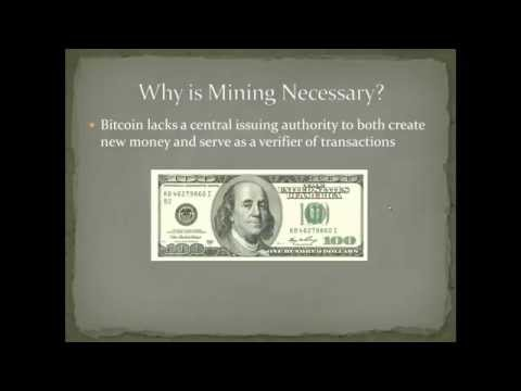 Lecture 4: Bitcoin Mining! All about Bitcoin, Litecoin and digital Money!