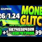 GTA 5 Online MONEY G.l.i.t.c.h SOLO After P*a*t*c*h 1.14 + RP G.l.i.t.c.h 1.14 GTA V Money G.l.i.t
