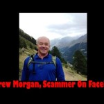Andrew Morgan Scam – The Scammer On Facebook
