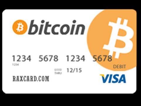 EASILY Convert Bitcoin into CASH with Bitcoin Visa Debit/Credit Card (2016)