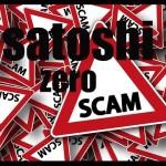 Satoshizero não paga site scam