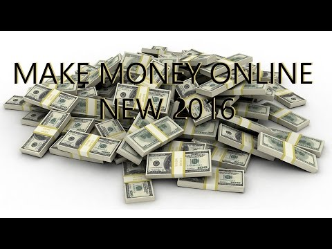 Make money online 2016 quick and easy (LINK IN DESCRIPTION)