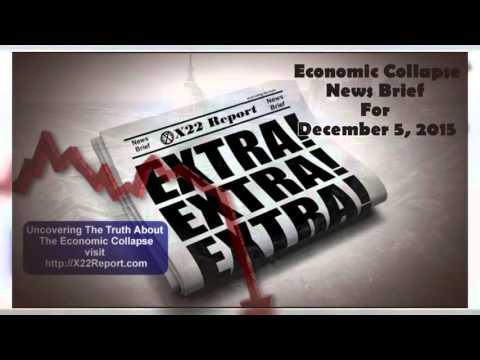 Current Economic Collapse News Brief - Episode 835