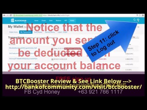 BTCBooster-Reveiw-Invest Bitcoins-paid you 200% in 50 hours-Is it Scam or Legit