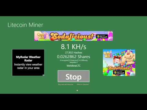Mining Bitcoins on Phone and Windows Bitcoin Mining URDU/HINDI