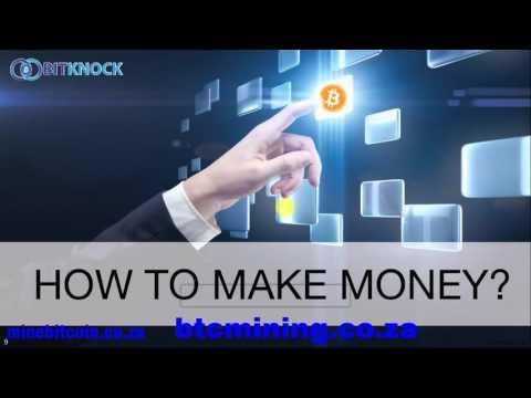 BitKnock Bitcoin Cloud Mining Presentation