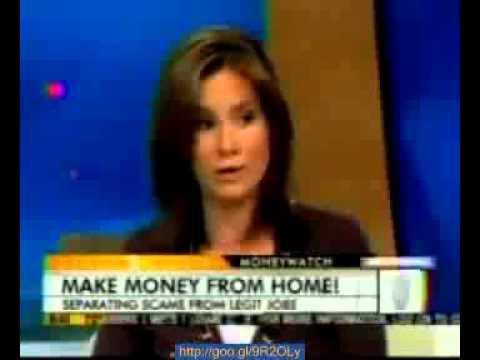 Ways to make money online CBS NEWS, CNN, ABC, FOX News Report