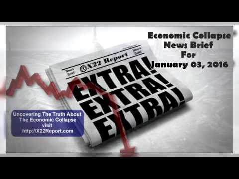 Current Economic Collapse News Brief Episode 857