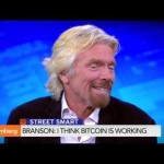 2016 Sir Richard Branson  I Think Bitcoin Is Working