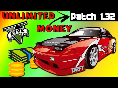 GTA 5 Unlimited Money Glitch Patch 1.32 How To Make TONS Of Money GTA 5 Online