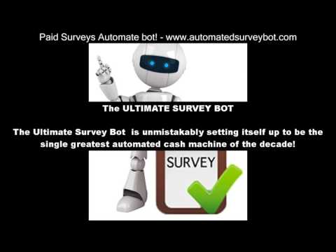 Coby 2.0 -  The Ultimate Survey BOT - make money on autopilot   ★★★★★
