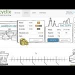 recyclix 20 euros bonus of 100% for free! make money online !