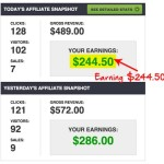 "Revealed: Copy & Paste ""Secrets"" to $1K+/day – Make money online"