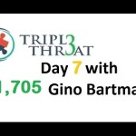 make money online 2016 day 7 triple thr3at review strategy with gino bartman