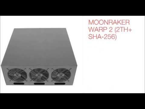 Mining with ASICS - Hashra Moonraker