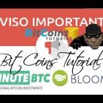 Éra uma vez Minutebtc e Bloombtc [SCAM] CONFIRA 2016