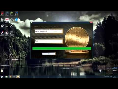 Bitcoin Generator Hack 2014 September Generate free Bitcoins!