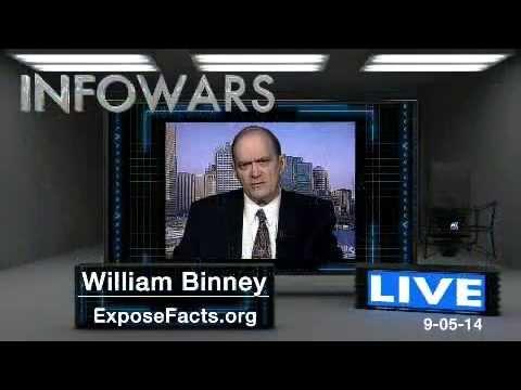 Alex Jones Show: Friday (9-5-14) William Binney & Joel Gilbert & Julia Tourianski
