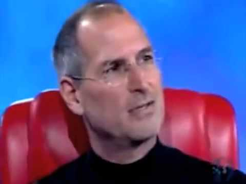Steve Jobs –  rules for success