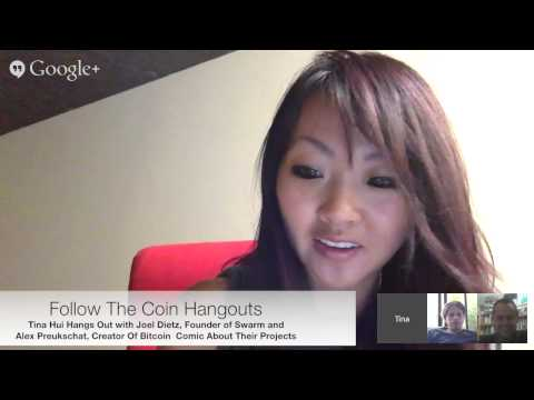 HANGOUT SEGMENT: Bitcoin in Europe, Hot Trends & Details On The Swarm Bitcoin Comic Video Contest