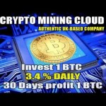 TURN 1 BTC INTO 2 BTC IN 30 DAYS !! NO SCAM..REAL COMPANY !!