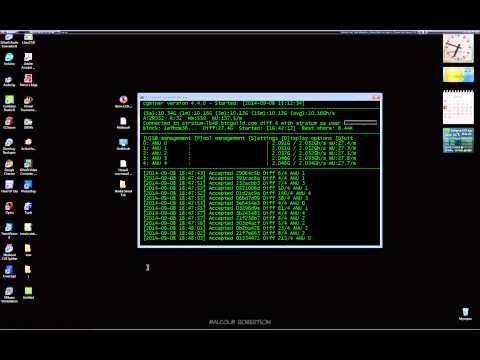 BITMAIN 5x ANTMINER U2 USB + CGMINER 4.4 Bitcoin MINING