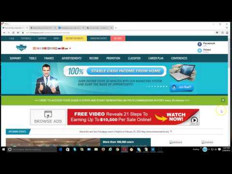 Fort Ad Pays Review  Update  Make Money Online, Compare To Others Feb 26  2016