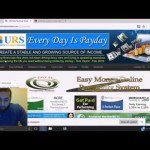 Ultimate revenue share Make money online 2016 day 8