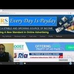Ultimate revenue share Make money online 2016 day 12