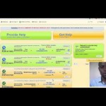 MMM global Zimbabwe | How to send payment via bitcoin attaching payment proof