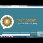 Bitcoin Gratis/InstantSatoshi de 500 a 50000 cada 10 minutos