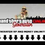 GTA 5 Online Money Generator RP free unlimited 2016111