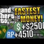 """Top 5 Ways To """"Make Money"""" in GTA 5 Online"""