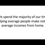 Make Money Online From Home With Simple Copy & Paste System