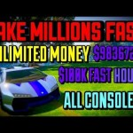"GTA 5 SOLO UNLIMITED MONEY 1.33: ""Make Money FAST"" Money Glitch 1.33 (GTA 5 Money Method 1.33)"