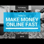 How To Make Money On The Internet in 2016 [TUTORIAL]