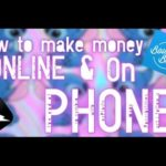 HOW TO MAKE MONEY PT 2(online and phone)😆😆