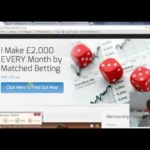 How to make money online with Profit Accumulator & matched betting – Profit Accumulator Review